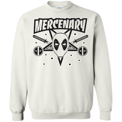 Sweatshirts White / Small Mercenary (1) Crewneck Sweatshirt