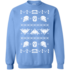 Sweatshirts Carolina Blue / Small Merry Christmas A-Holes 2 Crewneck Sweatshirt