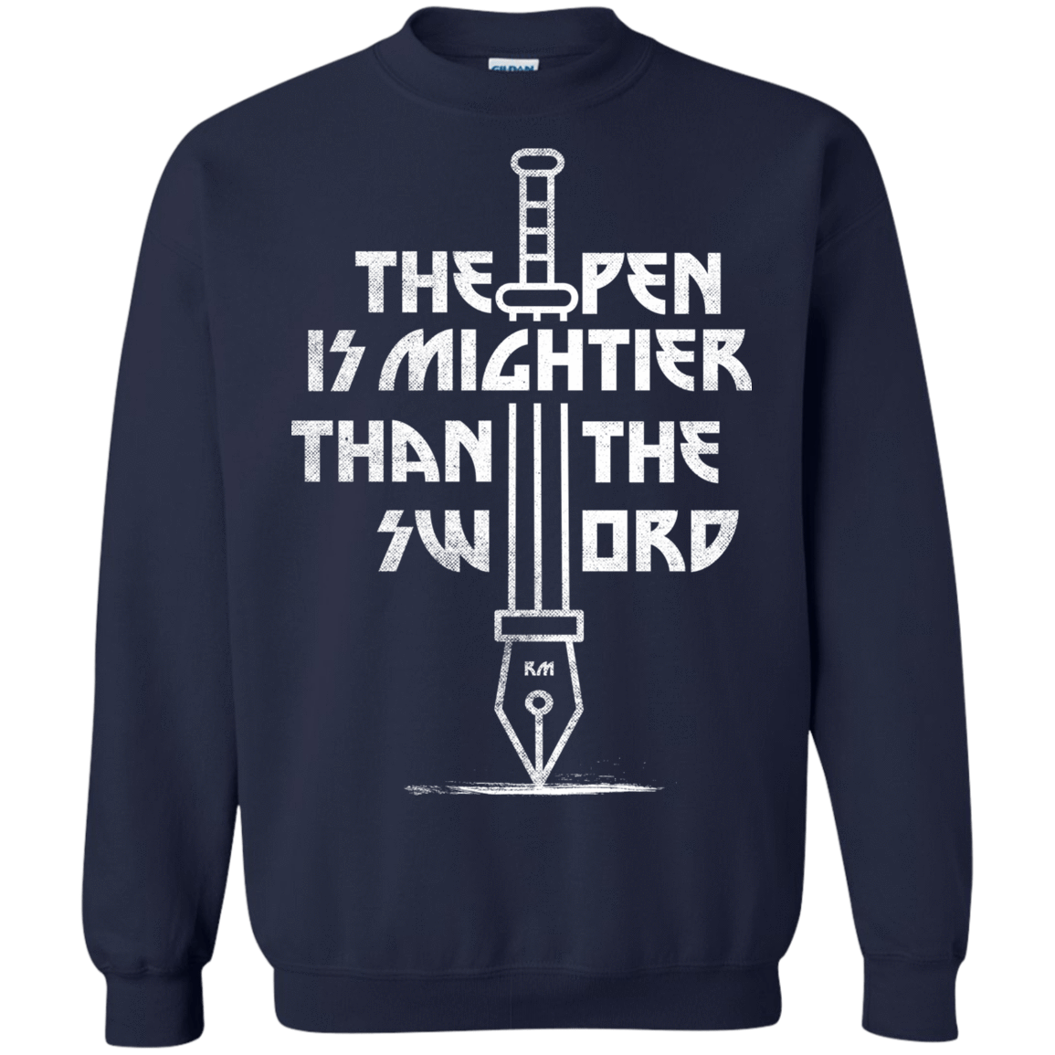 Mighty Pen Crewneck Sweatshirt