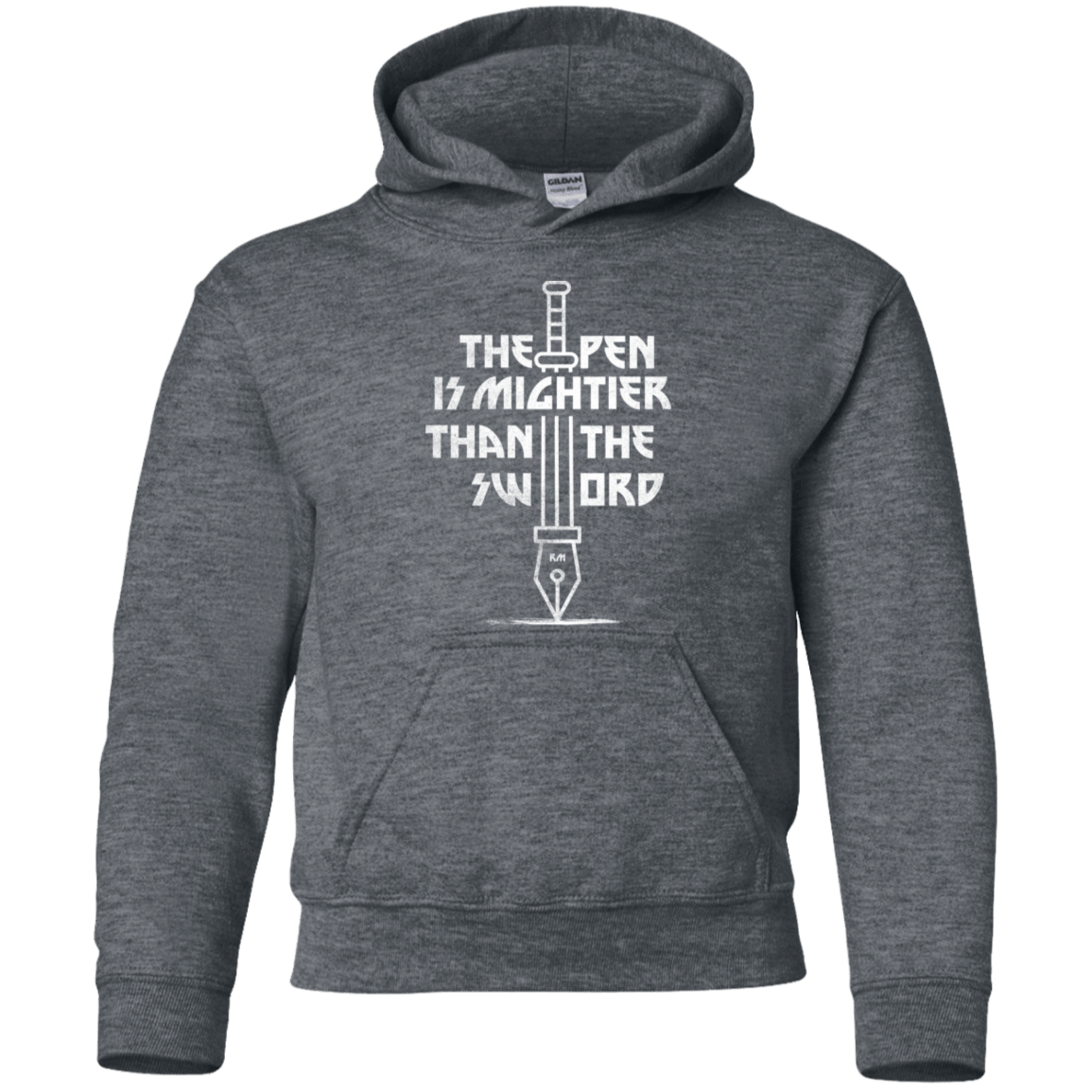 Mighty Pen Youth Hoodie