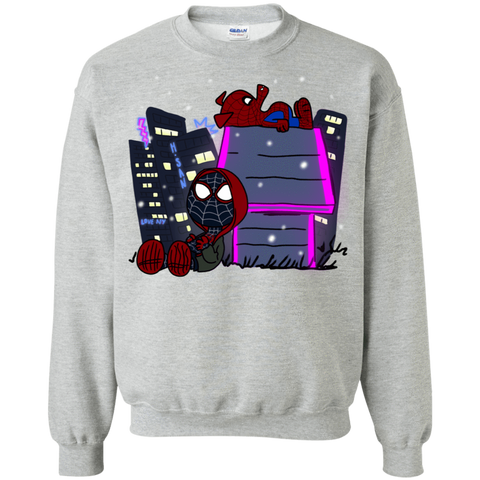 Miles and Porker Crewneck Sweatshirt