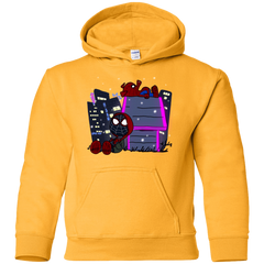 Sweatshirts Gold / YS Miles and Porker Youth Hoodie