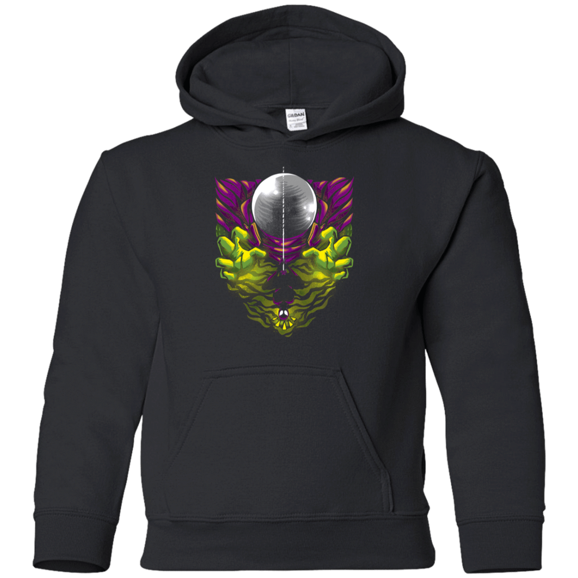 Misty Attack Youth Hoodie