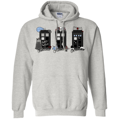Sweatshirts Ash / Small Not Forgotten Pullover Hoodie