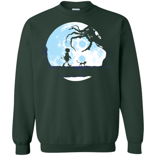 Perfect Moonwalk Coraline Crewneck Sweatshirt Pop Up Tee