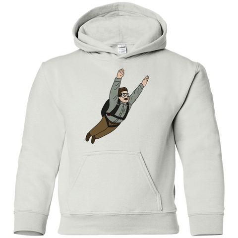 Peter is my Hero Youth Hoodie