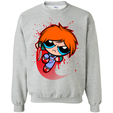 Powerchuck Toy Crewneck Sweatshirt