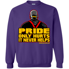 Sweatshirts Purple / S Pride Crewneck Sweatshirt