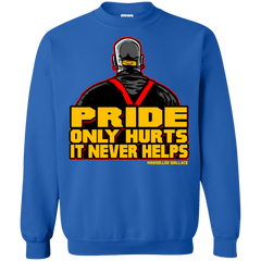 Sweatshirts Royal / S Pride Crewneck Sweatshirt