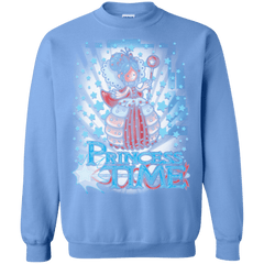 Sweatshirts Carolina Blue / Small Princess Time Vanellope Crewneck Sweatshirt