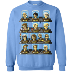 Sweatshirts Carolina Blue / Small Regen O Rama Crewneck Sweatshirt