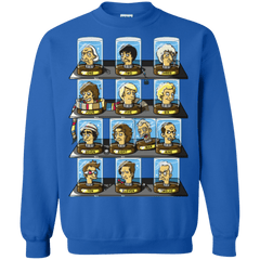 Sweatshirts Royal / Small Regen O Rama Crewneck Sweatshirt