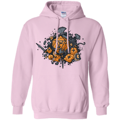 Sweatshirts Light Pink / Small RPG UNITED Pullover Hoodie