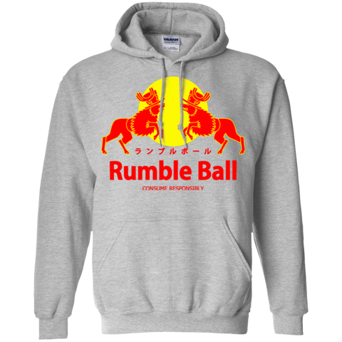 Rumble Ball Pullover Hoodie