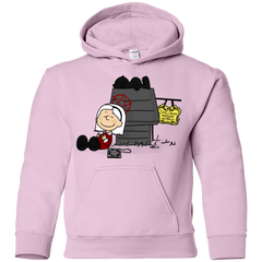 Sabrina Brown Youth Hoodie