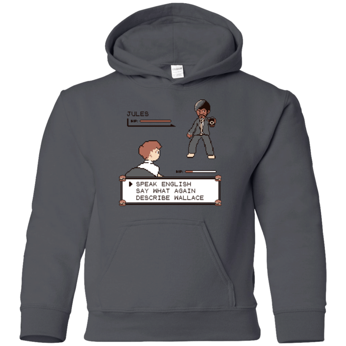 say what again Youth Hoodie