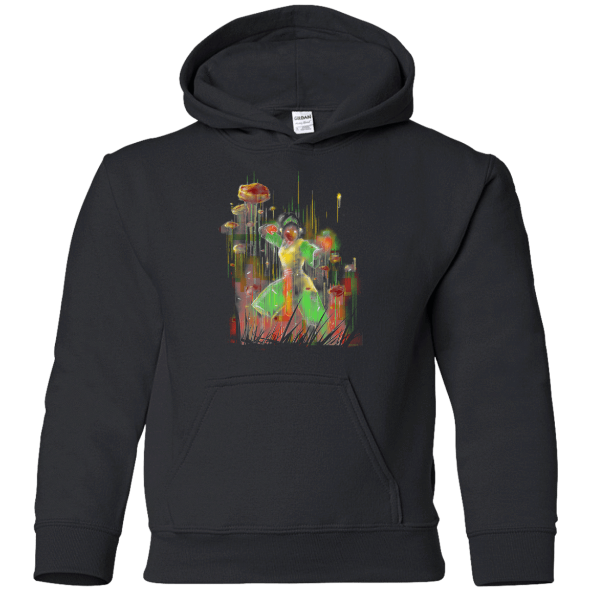 Sweatshirts Black / YS She Rocks Youth Hoodie