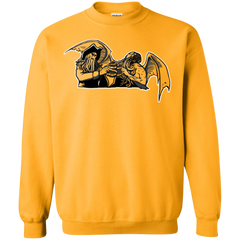 Sweatshirts Gold / Small Shiver Me Tentacles Crewneck Sweatshirt