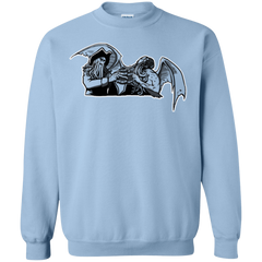 Sweatshirts Light Blue / Small Shiver Me Tentacles Crewneck Sweatshirt