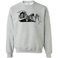 Sweatshirts Sport Grey / Small Shiver Me Tentacles Crewneck Sweatshirt