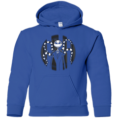 Sweatshirts Royal / YS SLENDER JACK Youth Hoodie