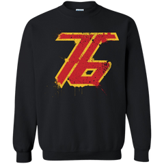 Sweatshirts Black / Small Soldier 76 Crewneck Sweatshirt