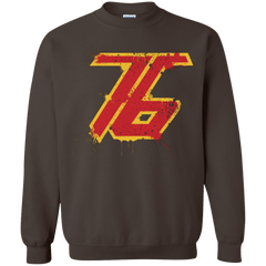 Sweatshirts Dark Chocolate / Small Soldier 76 Crewneck Sweatshirt