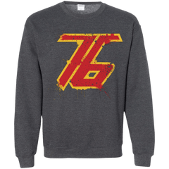 Sweatshirts Dark Heather / Small Soldier 76 Crewneck Sweatshirt