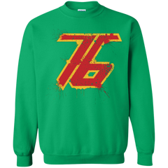 Sweatshirts Irish Green / Small Soldier 76 Crewneck Sweatshirt