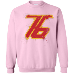 Sweatshirts Light Pink / Small Soldier 76 Crewneck Sweatshirt