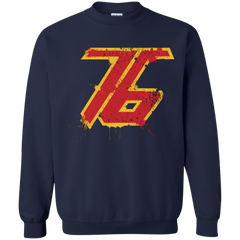 Sweatshirts Navy / Small Soldier 76 Crewneck Sweatshirt