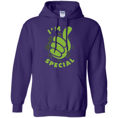 Sweatshirts Purple / Small Special Dweller Pullover Hoodie