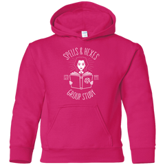 Sweatshirts Heliconia / YS Spells and Hexes Group Study Youth Hoodie