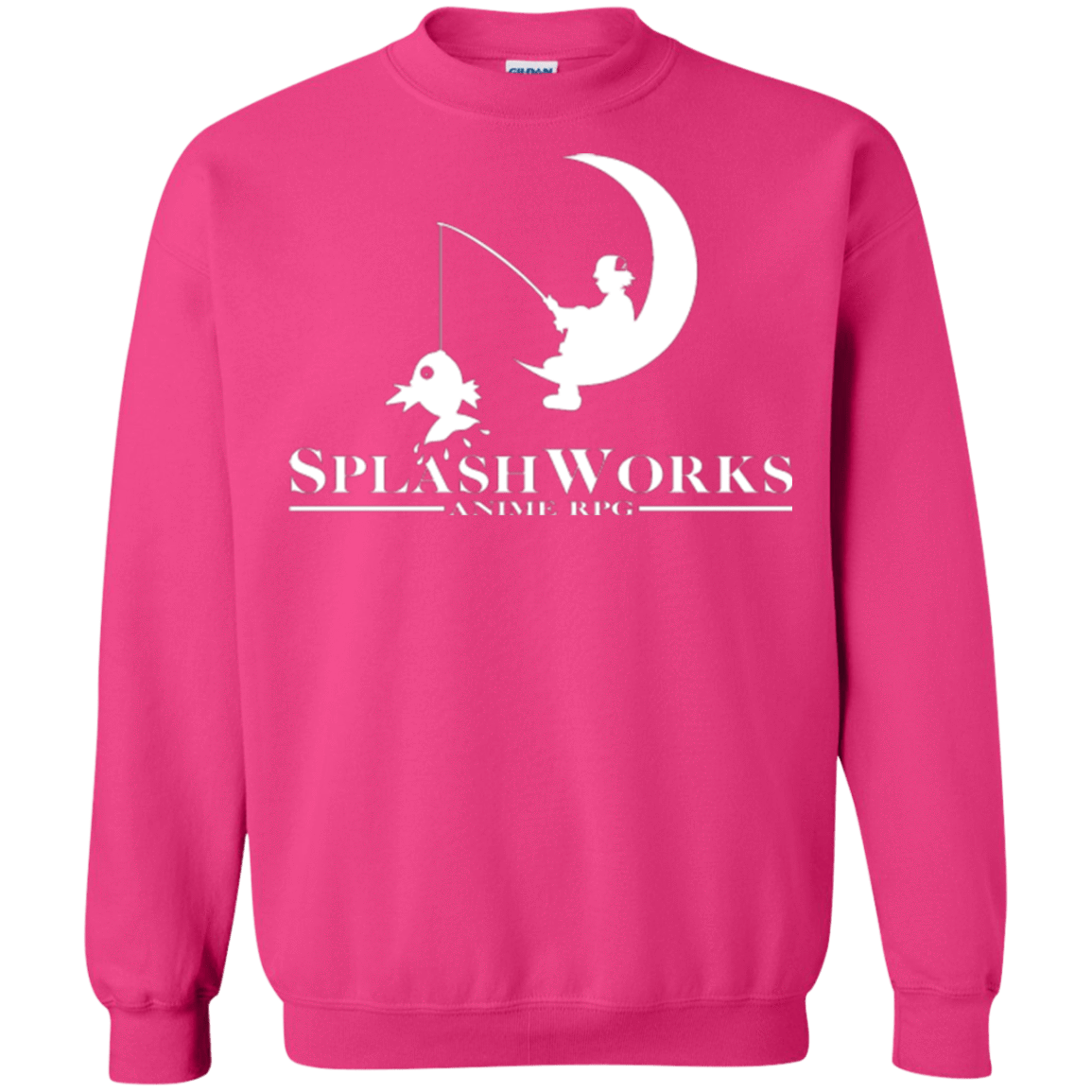 Sweatshirts Heliconia / Small Splash Works Crewneck Sweatshirt