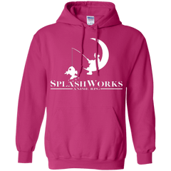 Sweatshirts Heliconia / Small Splash Works Pullover Hoodie