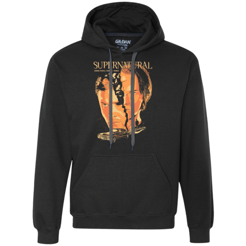 Supernatural Premium Fleece Hoodie
