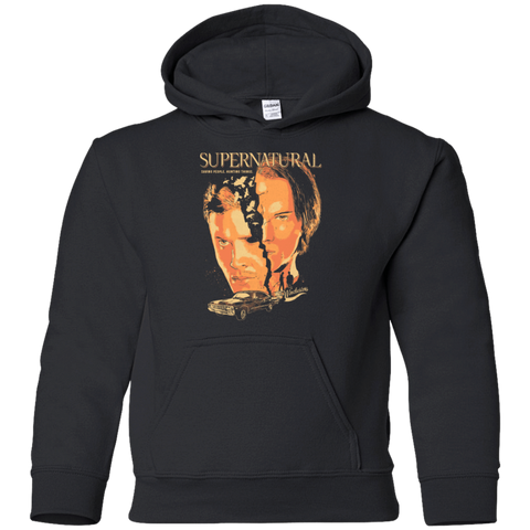 Supernatural Youth Hoodie