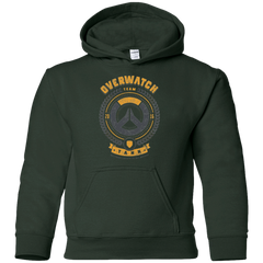 Sweatshirts Forest Green / YS Tank Team Youth Hoodie