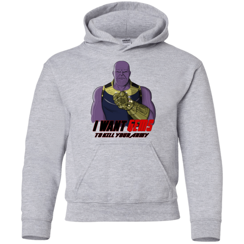 Thanos Sam Youth Hoodie