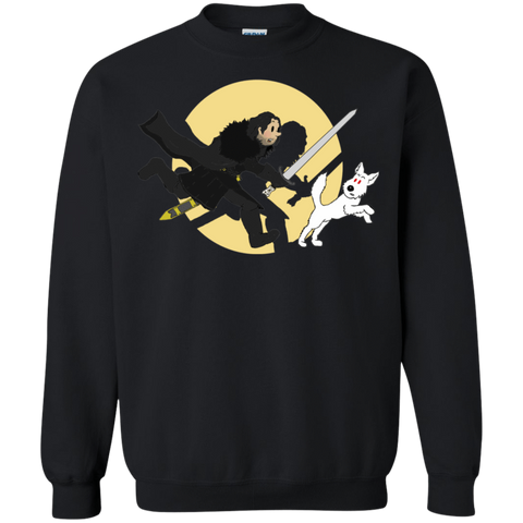 The Adventures of Jon Snow Crewneck Sweatshirt