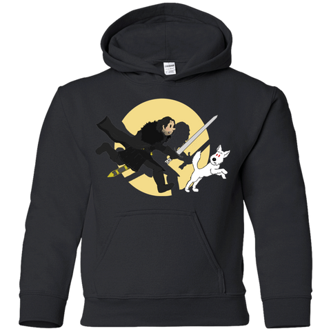The Adventures of Jon Snow Youth Hoodie