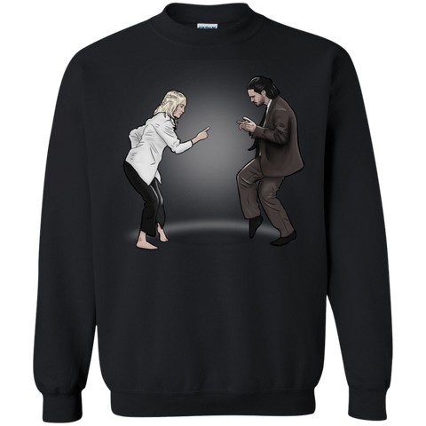 The Ballad of Jon and Dany Crewneck Sweatshirt