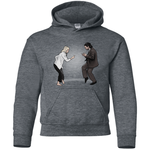 The Ballad of Jon and Dany Youth Hoodie
