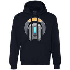 The Battle Automaton Premium Fleece Hoodie