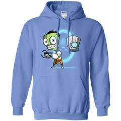 Sweatshirts Carolina Blue / Small THE CUPCAKE IS A LIE Pullover Hoodie