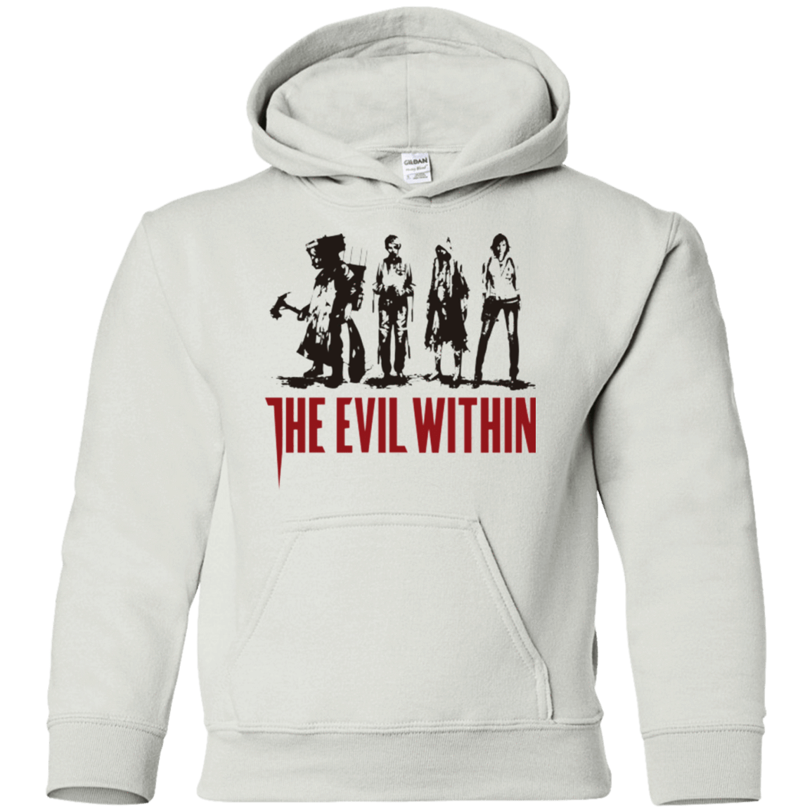 Sweatshirts White / YS The Evil Within Youth Hoodie