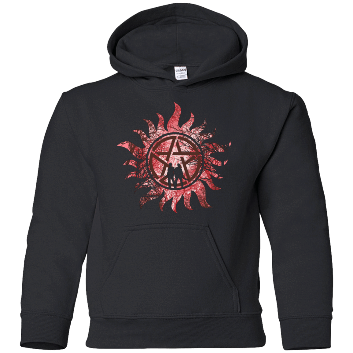 The Hunters Youth Hoodie