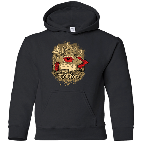 The Mighty Tothoro Youth Hoodie