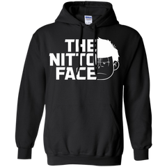 Sweatshirts Black / S The Nitto Face Pullover Hoodie