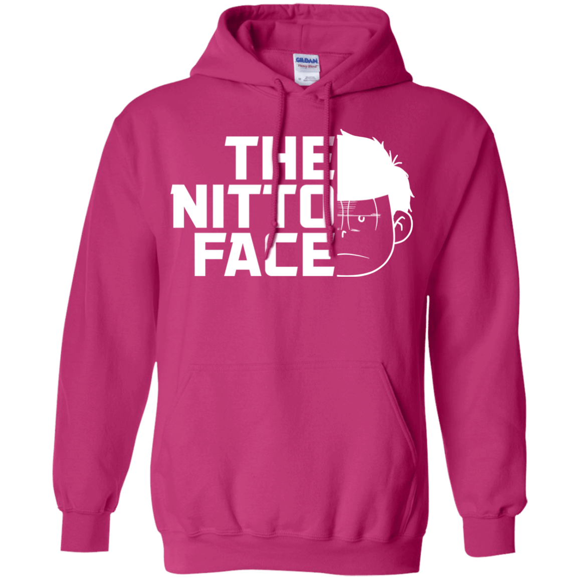 Sweatshirts Heliconia / S The Nitto Face Pullover Hoodie